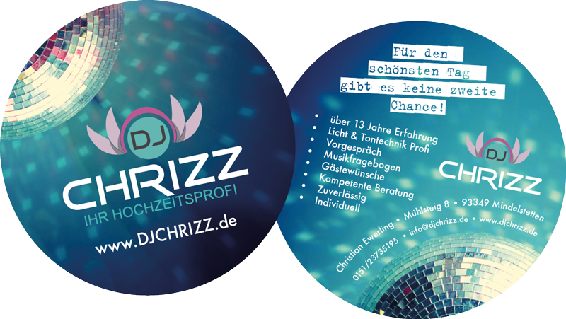 bierdeckel dj chrizz
