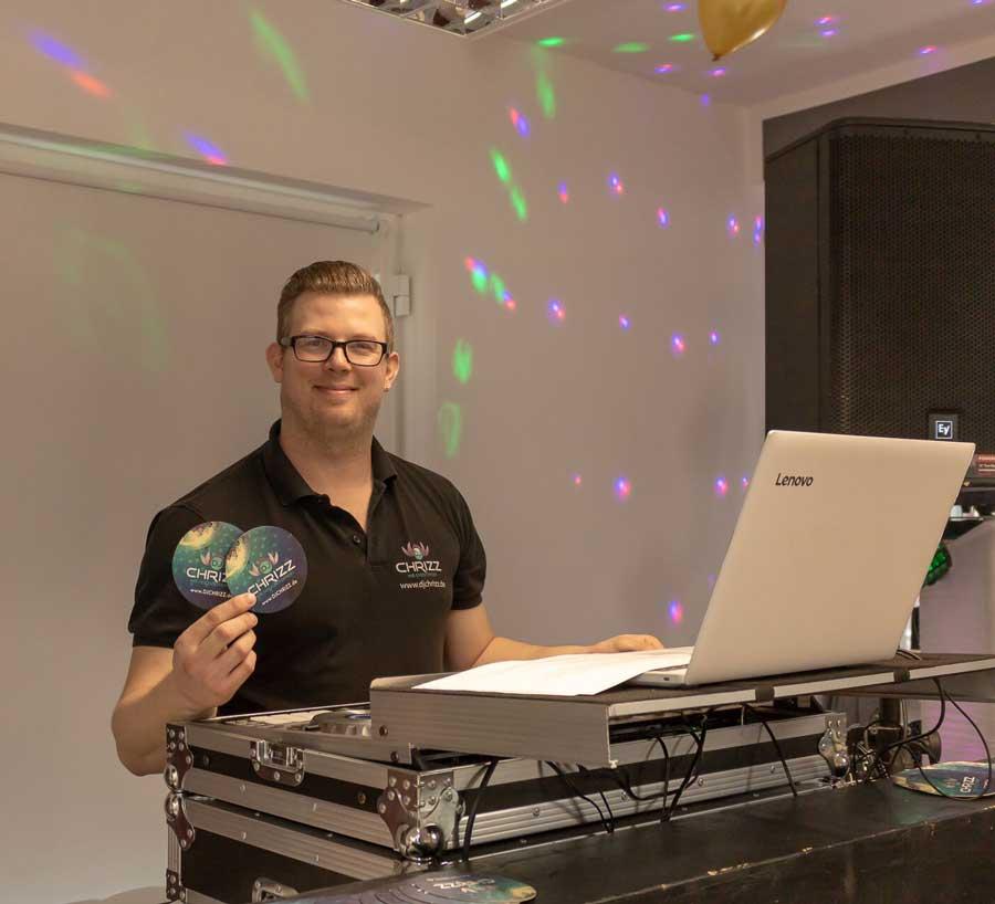 DJ Hochzeit & Event DJ Chrizz Bayern